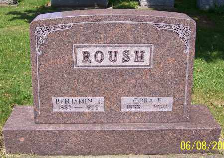 ROUSH, CORA F. - Stark County, Ohio | CORA F. ROUSH - Ohio Gravestone Photos