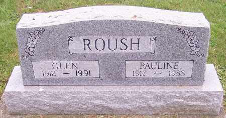 ROUSH, PAULINE - Stark County, Ohio | PAULINE ROUSH - Ohio Gravestone Photos