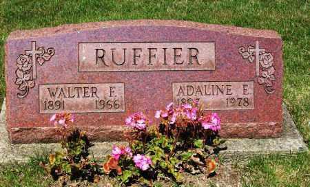 MOUSHEY RUFFIER, ADALINE E. - Stark County, Ohio | ADALINE E. MOUSHEY RUFFIER - Ohio Gravestone Photos