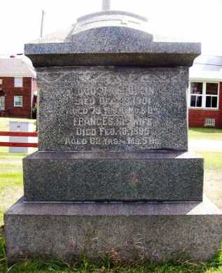 RUFLIN, AUGUSTIN - Stark County, Ohio | AUGUSTIN RUFLIN - Ohio Gravestone Photos