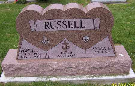RUSSELL, SYDNA L. - Stark County, Ohio | SYDNA L. RUSSELL - Ohio Gravestone Photos