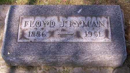 RYMAN, FLOYD JAY - Stark County, Ohio | FLOYD JAY RYMAN - Ohio Gravestone Photos