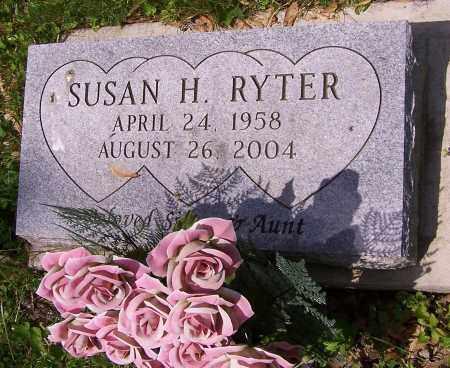 RYTER, SUSAN H. - Stark County, Ohio | SUSAN H. RYTER - Ohio Gravestone Photos