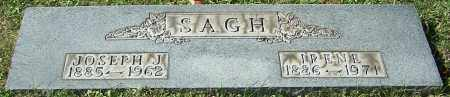 SAGH, IRENE - Stark County, Ohio | IRENE SAGH - Ohio Gravestone Photos