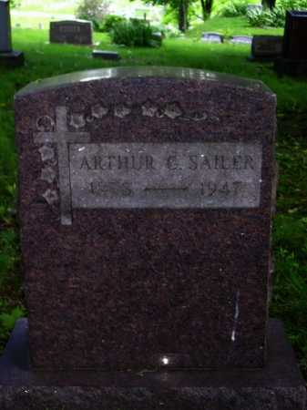 SAILER, ARTHUR G. - Stark County, Ohio | ARTHUR G. SAILER - Ohio Gravestone Photos