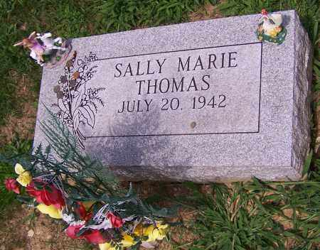 SALLY MARIE, THOMAS - Stark County, Ohio | THOMAS SALLY MARIE - Ohio Gravestone Photos