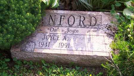 SANFORD, JOYCE A. - Stark County, Ohio | JOYCE A. SANFORD - Ohio Gravestone Photos