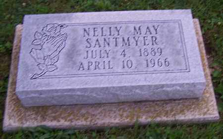 SANTMYER, NELLY MAY - Stark County, Ohio | NELLY MAY SANTMYER - Ohio Gravestone Photos