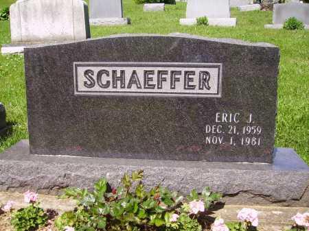 SCHAEFFER, ERIC J. - Stark County, Ohio | ERIC J. SCHAEFFER - Ohio Gravestone Photos