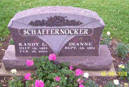 SCHAFFERNOCKER, DIANNE - Stark County, Ohio | DIANNE SCHAFFERNOCKER - Ohio Gravestone Photos