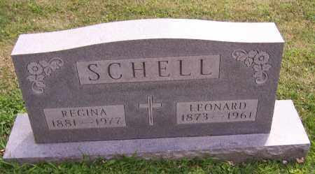 SCHELL, LEONARD - Stark County, Ohio | LEONARD SCHELL - Ohio Gravestone Photos