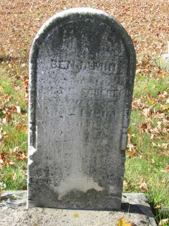 SCHERER, BENJAMIN - Stark County, Ohio | BENJAMIN SCHERER - Ohio Gravestone Photos