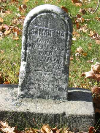 SCHERER, SAMANTHA - Stark County, Ohio | SAMANTHA SCHERER - Ohio Gravestone Photos