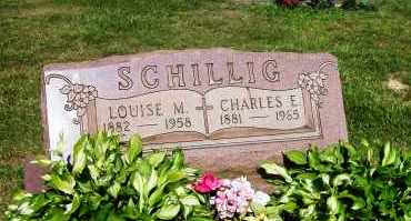 MIDAY SCHILLIG, LOUISE M. - Stark County, Ohio | LOUISE M. MIDAY SCHILLIG - Ohio Gravestone Photos