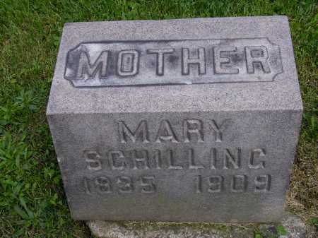 SCHILLING, MARY - Stark County, Ohio | MARY SCHILLING - Ohio Gravestone Photos