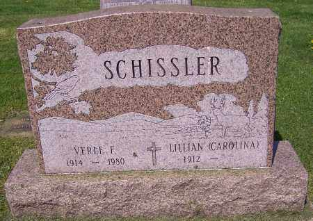 SCHISSLER, LILLIAN (CAROLINA) - Stark County, Ohio | LILLIAN (CAROLINA) SCHISSLER - Ohio Gravestone Photos