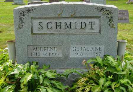 SCHMIDT, AUDRENE - Stark County, Ohio | AUDRENE SCHMIDT - Ohio Gravestone Photos