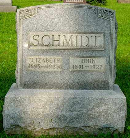 SCHMIDT, JOHN - Stark County, Ohio | JOHN SCHMIDT - Ohio Gravestone Photos