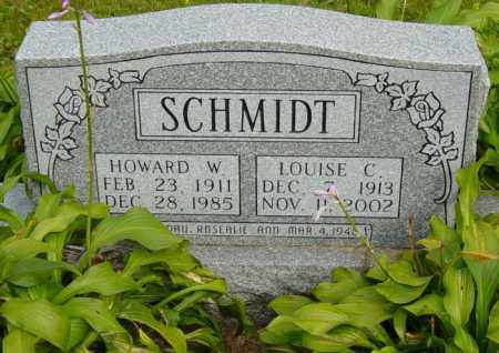 SCHMIDT, LOUISE C. - Stark County, Ohio | LOUISE C. SCHMIDT - Ohio Gravestone Photos