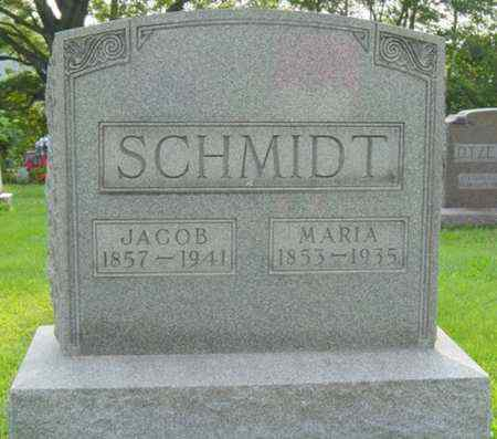 SCHMIDT, JACOB - Stark County, Ohio | JACOB SCHMIDT - Ohio Gravestone Photos