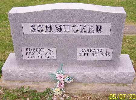 SCHMUCKER, ROBERT W. - Stark County, Ohio | ROBERT W. SCHMUCKER - Ohio Gravestone Photos