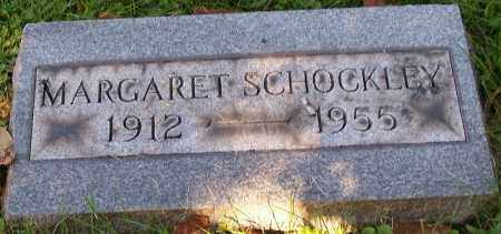 SCHOCKLEY, MARGARET - Stark County, Ohio | MARGARET SCHOCKLEY - Ohio Gravestone Photos