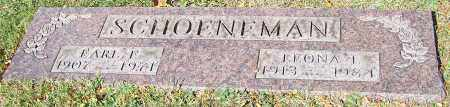 SCHOENEMAN, LEONA I. - Stark County, Ohio | LEONA I. SCHOENEMAN - Ohio Gravestone Photos