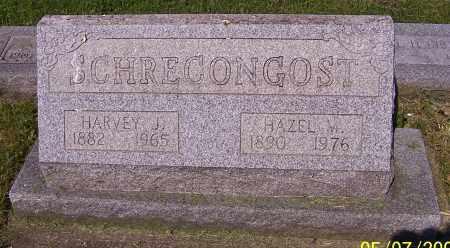 SCHRECONGOST, HAZEL M. - Stark County, Ohio | HAZEL M. SCHRECONGOST - Ohio Gravestone Photos