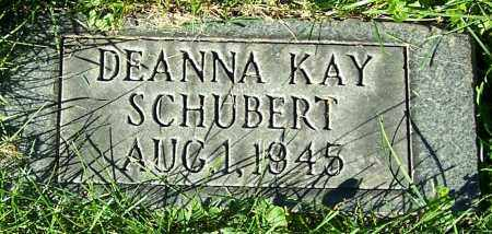 SCHUBERT, DEANNA KAY - Stark County, Ohio | DEANNA KAY SCHUBERT - Ohio Gravestone Photos