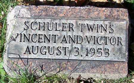 SCHULER, VINCENT - Stark County, Ohio | VINCENT SCHULER - Ohio Gravestone Photos