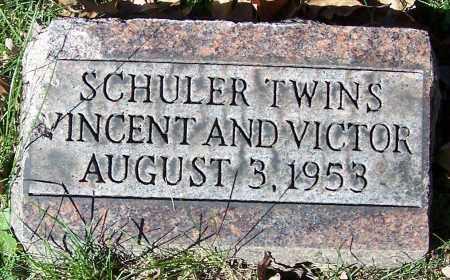 SCHULER, VICTOR - Stark County, Ohio | VICTOR SCHULER - Ohio Gravestone Photos