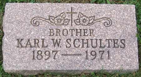 SCHULTES, KARL W. - Stark County, Ohio | KARL W. SCHULTES - Ohio Gravestone Photos