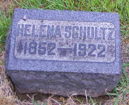 SCHULTZ, HELENA - Stark County, Ohio | HELENA SCHULTZ - Ohio Gravestone Photos