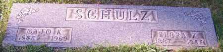 SCHULZ, OTTO K. - Stark County, Ohio | OTTO K. SCHULZ - Ohio Gravestone Photos