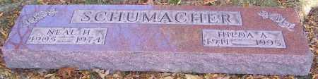 SCHUMACHER, NEAL H. - Stark County, Ohio | NEAL H. SCHUMACHER - Ohio Gravestone Photos