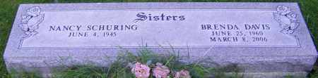 SCHURING, NANCY - Stark County, Ohio | NANCY SCHURING - Ohio Gravestone Photos