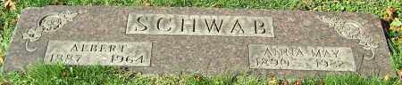 SCHWAB, ANNA MAY - Stark County, Ohio | ANNA MAY SCHWAB - Ohio Gravestone Photos