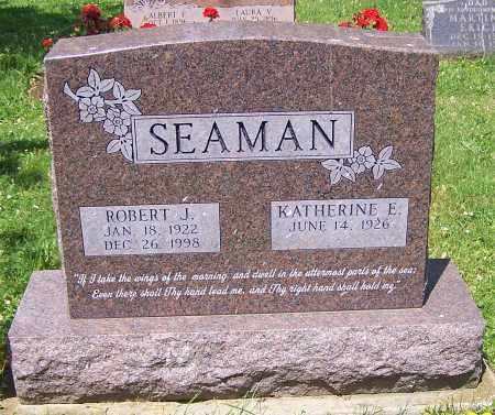 SEAMAN, ROBERT J. - Stark County, Ohio | ROBERT J. SEAMAN - Ohio Gravestone Photos