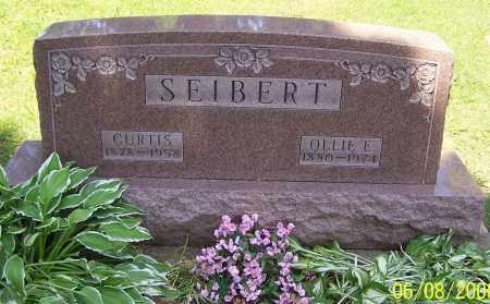 SEIBERT, CURTIS - Stark County, Ohio | CURTIS SEIBERT - Ohio Gravestone Photos