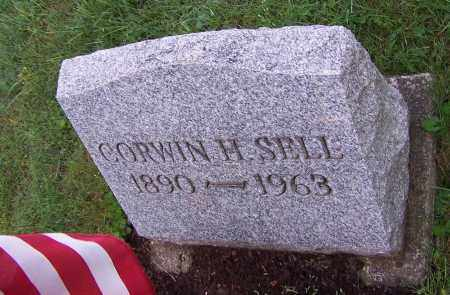 SELL, CORWIN H. - Stark County, Ohio | CORWIN H. SELL - Ohio Gravestone Photos