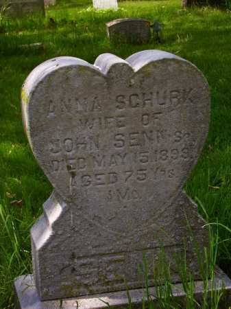 SENN, SR., JOHN - Stark County, Ohio | JOHN SENN, SR. - Ohio Gravestone Photos