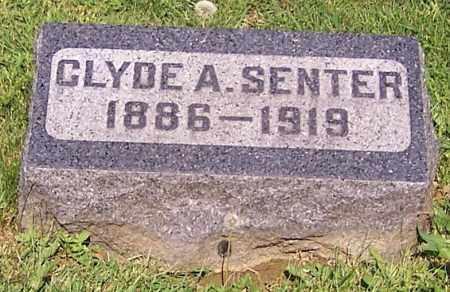 SENTEN, CLYDE A. - Stark County, Ohio | CLYDE A. SENTEN - Ohio Gravestone Photos