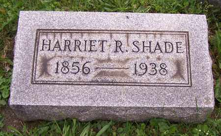 SHADE, HARRIET R. - Stark County, Ohio | HARRIET R. SHADE - Ohio Gravestone Photos