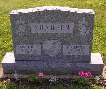 SHAHEEN, SAMUEL D. (SR) - Stark County, Ohio | SAMUEL D. (SR) SHAHEEN - Ohio Gravestone Photos