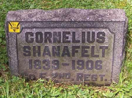 SHANAFELT, CORNELIUS - Stark County, Ohio | CORNELIUS SHANAFELT - Ohio Gravestone Photos