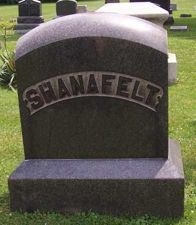 SHANAFELT, FAMILY - Stark County, Ohio | FAMILY SHANAFELT - Ohio Gravestone Photos