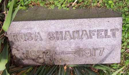 PEATEIS SHANAFELT, ROSA - Stark County, Ohio | ROSA PEATEIS SHANAFELT - Ohio Gravestone Photos