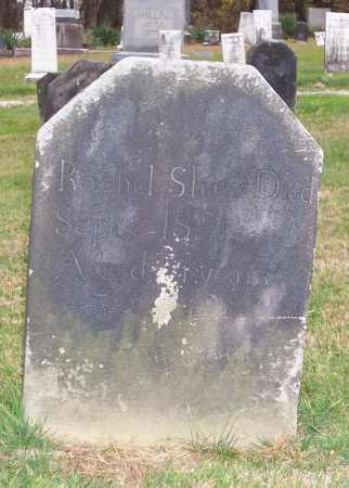 SHAW, RACHEL - Stark County, Ohio | RACHEL SHAW - Ohio Gravestone Photos