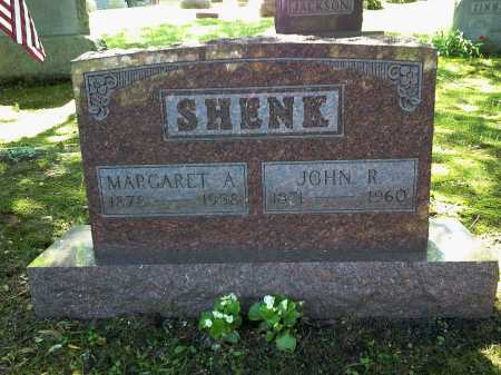 SHENK, MARGARET A. - Stark County, Ohio | MARGARET A. SHENK - Ohio Gravestone Photos
