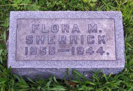 SHERRICK, FLORA M. - Stark County, Ohio | FLORA M. SHERRICK - Ohio Gravestone Photos